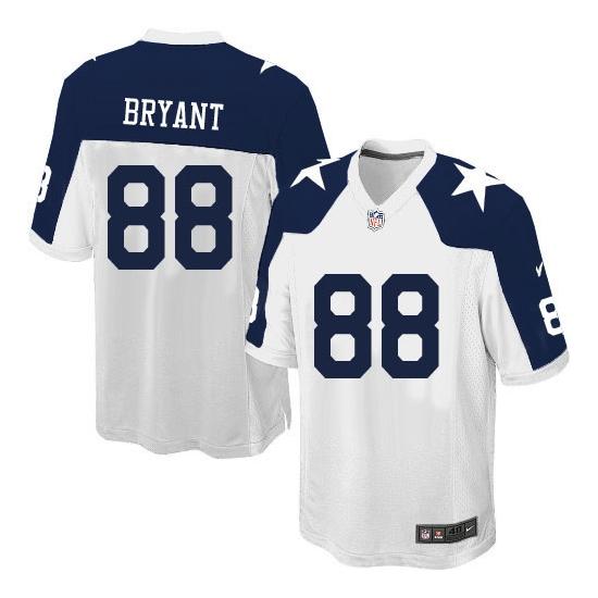 new concept 25086 c6ef3 Nike_Nike Dez Bryant Dallas Cowboys Game Throwback Alternate ...